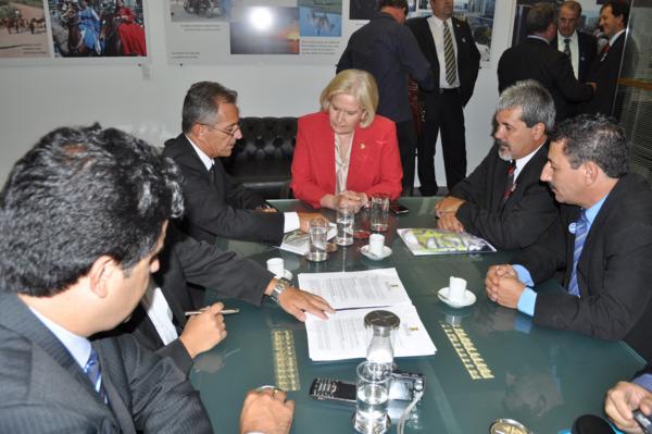 Vereadores falam sobre reunião em Brasília