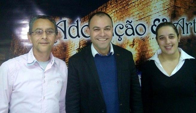Vereador Alex Medeiros participa da elaboração do 2º Congresso de Louvor e Adoração