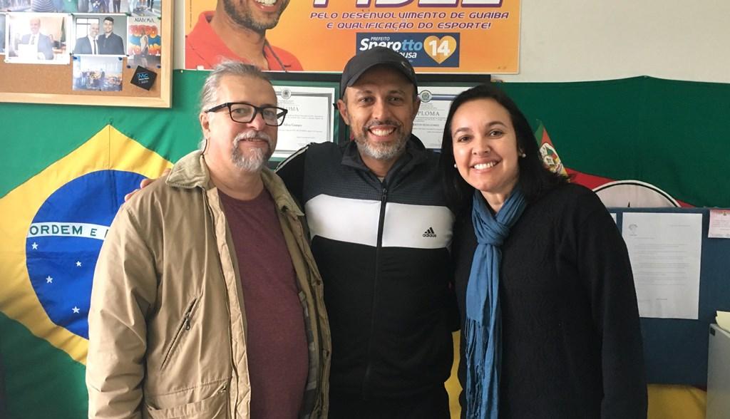 Vereador Everton da Academia apoia projeto de Dança no bairro Pedras Brancas