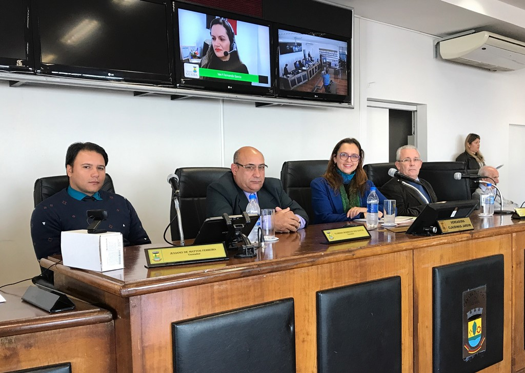 Palestras marcam lançamento da Frente Parlamentar de Defesa dos Idosos