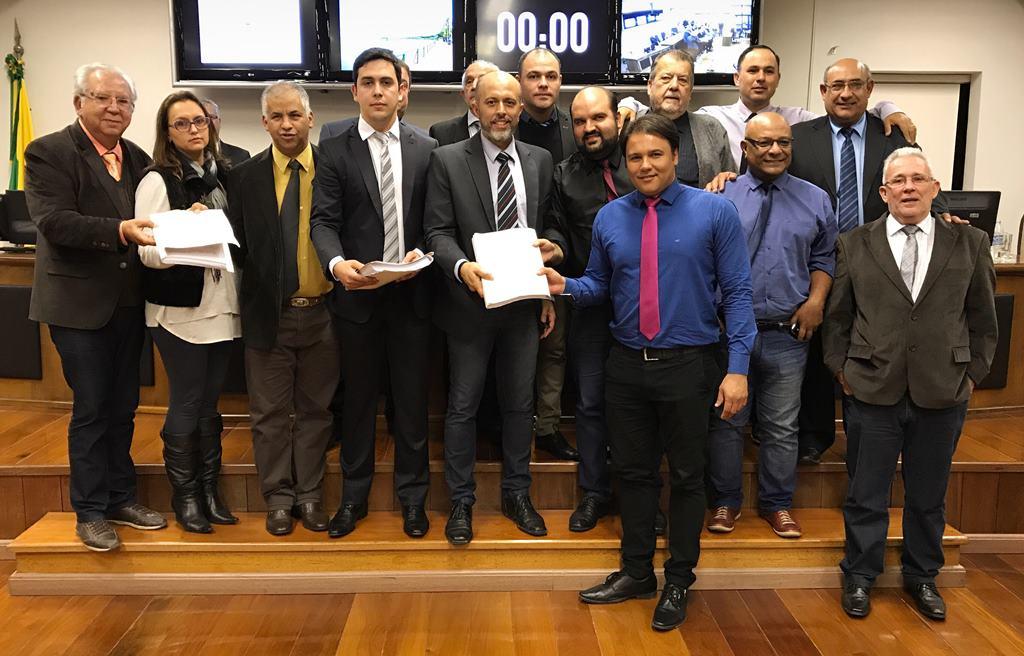 Sessão Extraordinária marca a primeira cassação do mandato de um Vereador em Guaíba