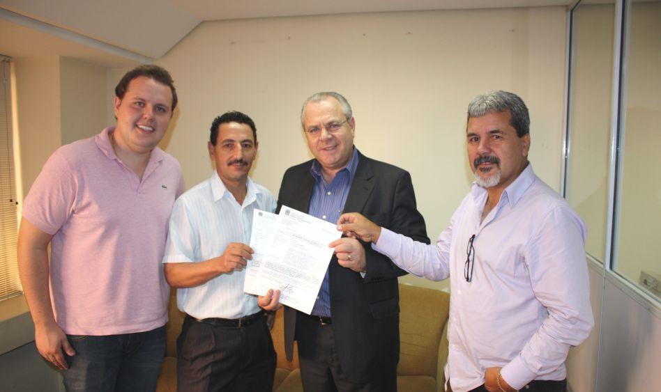 Vereadores conquistam emenda de 200 mil reais para Guaíba