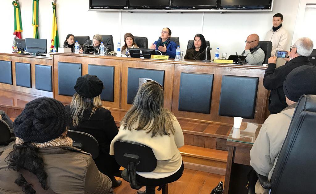 Comissão de Saúde, Educação, Cultura e Meio Ambiente dialoga sobre Municipalização de Escolas