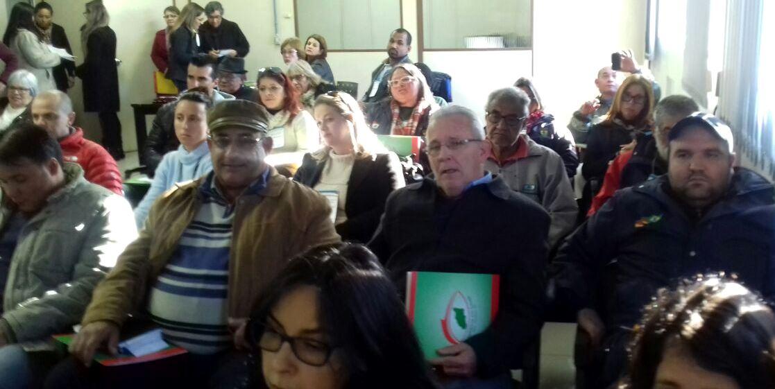 Vereadores participam da Conferência Municipal de Vigilância em Saúde