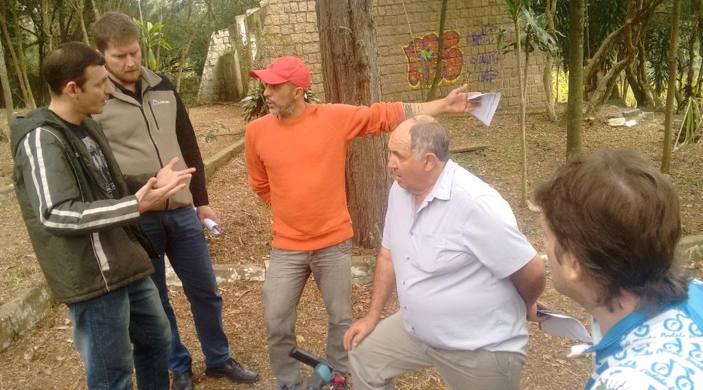 Vereador Everton da Academia propõe projeto de ciclismo no Parque Coelhão