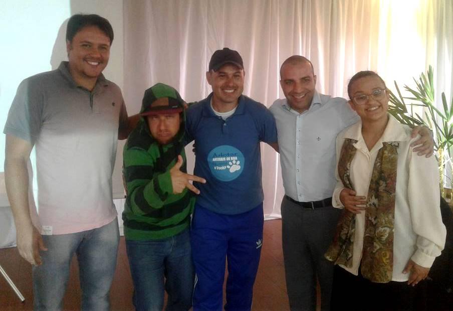 Vereadores participam de Seminário na Ulbra Guaíba