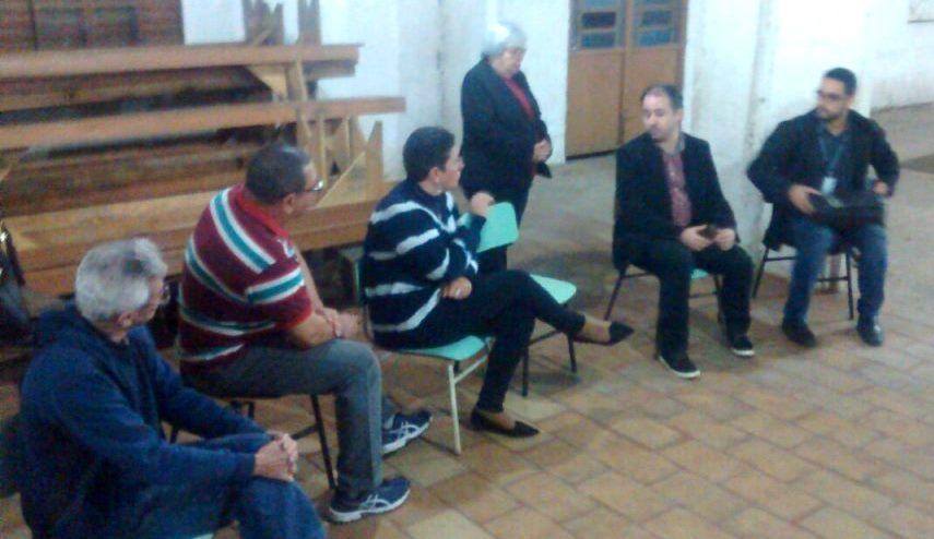 Comunidade da São Francisco dialoga sobre Plano Diretor