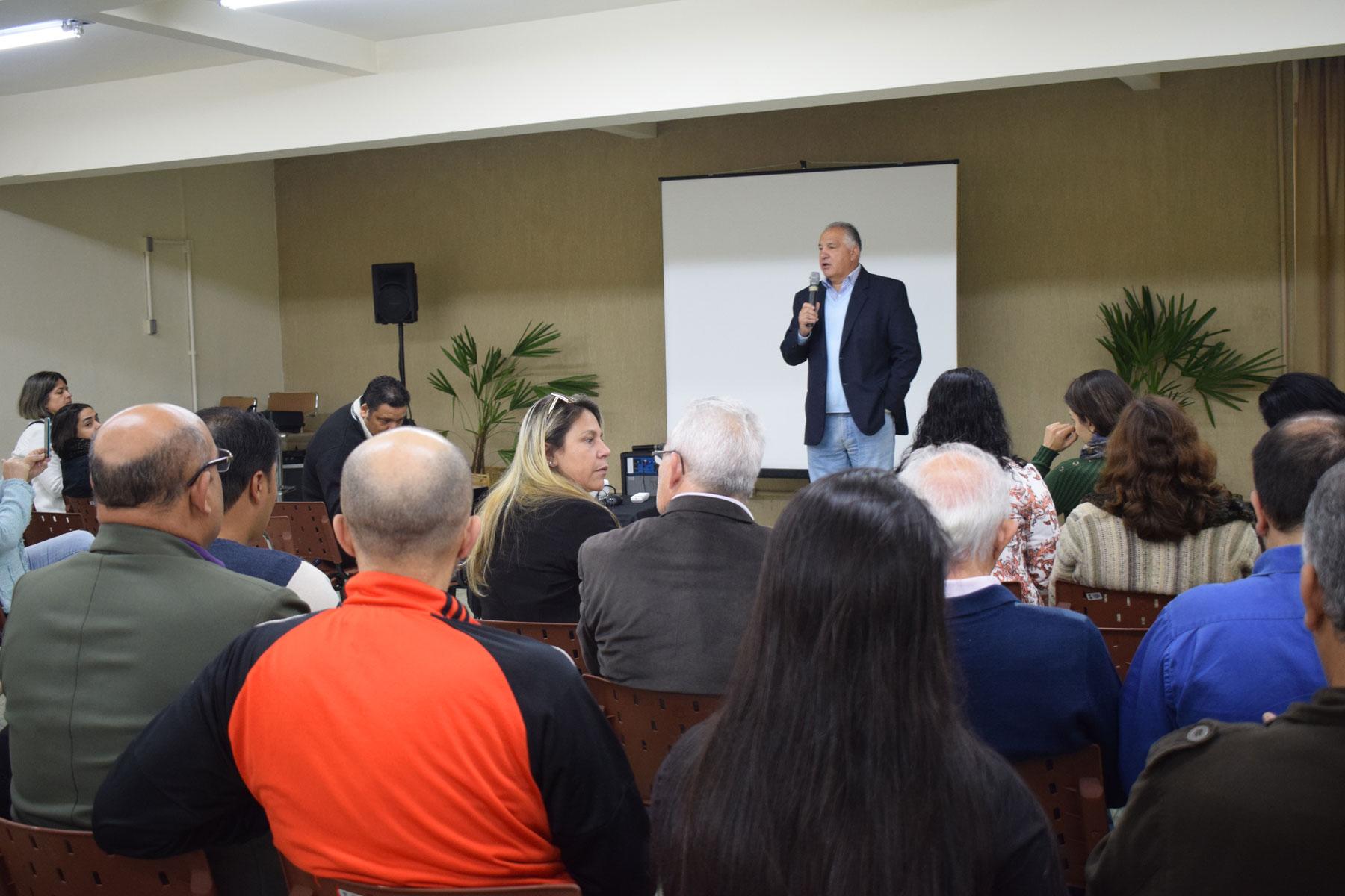 Assistência Social apresenta a atuação da Secretaria para Legislativo