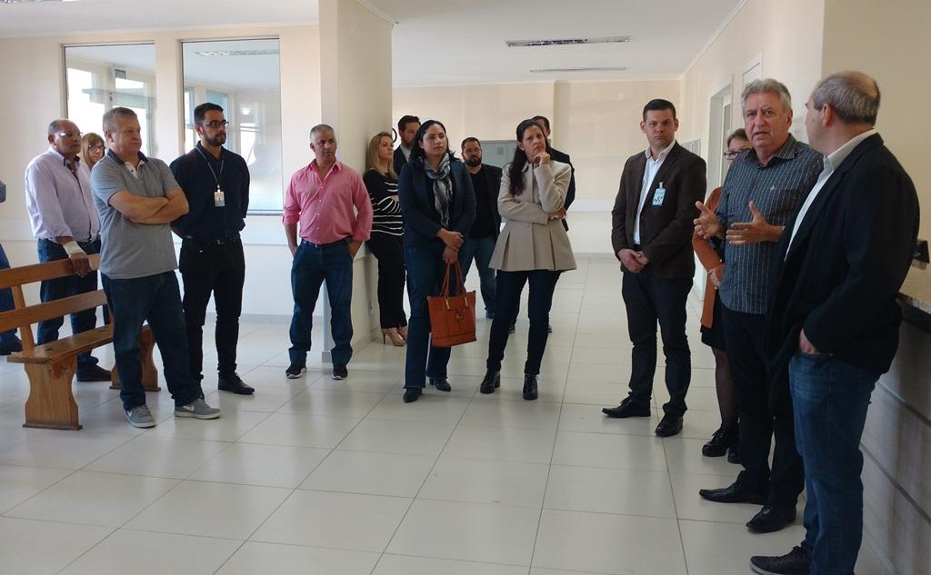Vereador Manoel Eletricista participa da inauguração do equipamento de Raio-X digital do Pronto Atendimento