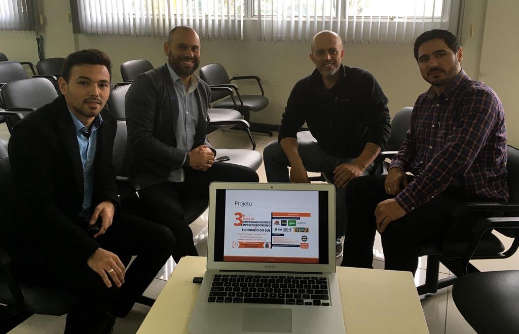 Vereador Everton da Academia incentiva a realização da Feira de Empregabilidade e Empreendedorismo em Guaíba