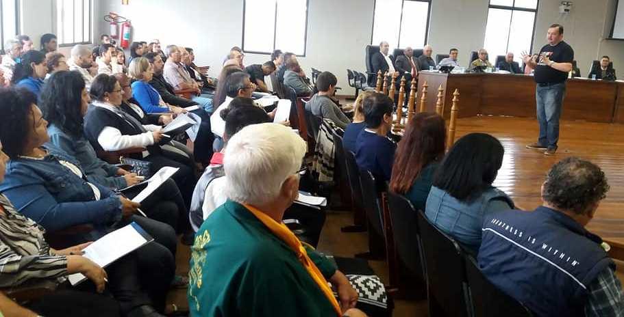 Vereador Miguel Crizel realiza Seminário de Apoio a Família