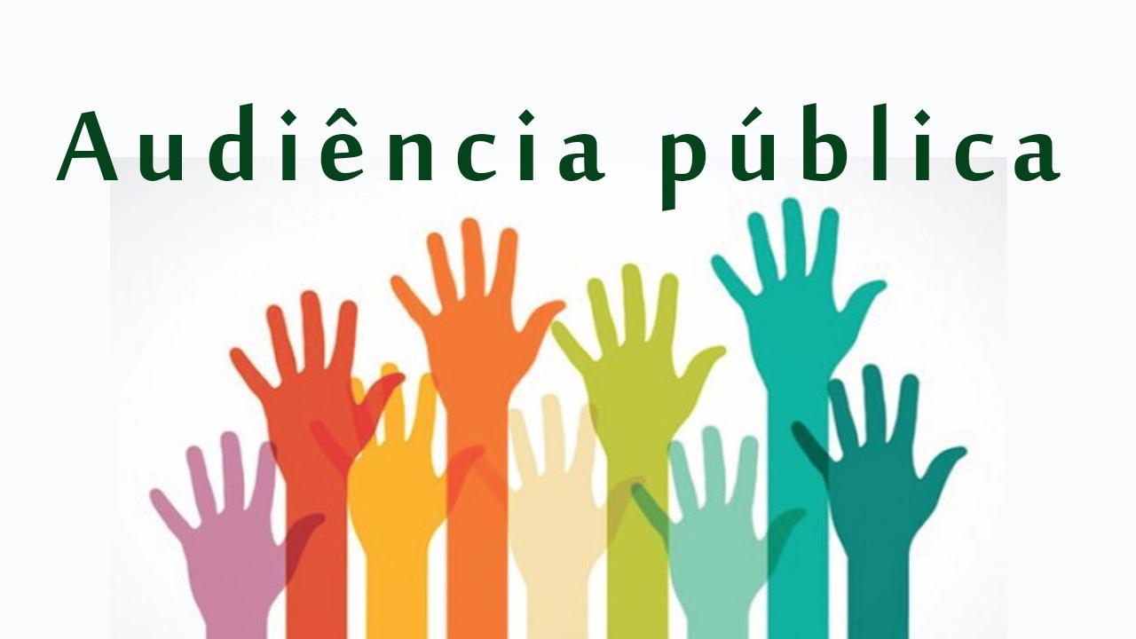 Editais de Audiência Pública e de Divulgação