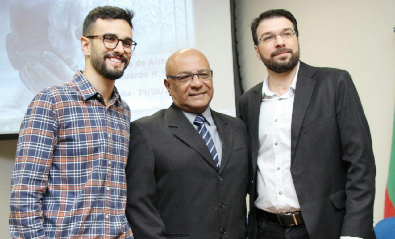 Vereador Dr. João Collares realiza 1º Encontro sobre o Dia Mundial da Doença de Alzheimer e tem Lei de sua autoria sobre o tema aprovada na Câmara