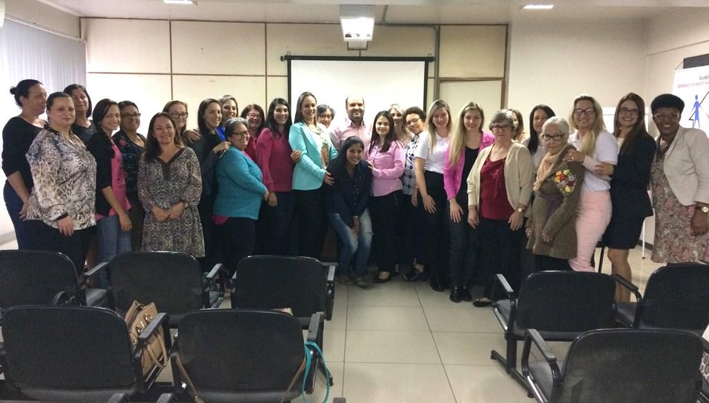 Vereador Miguel Crizel realiza Seminário para Mulheres