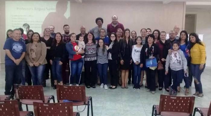 Vereador Miguel realiza Seminário para Pais