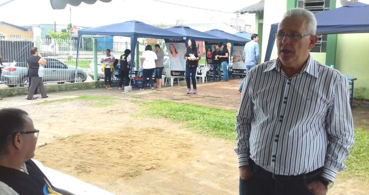 Vereador Bento do Bem participa de mais uma edição do Projeto Viva com Esperança