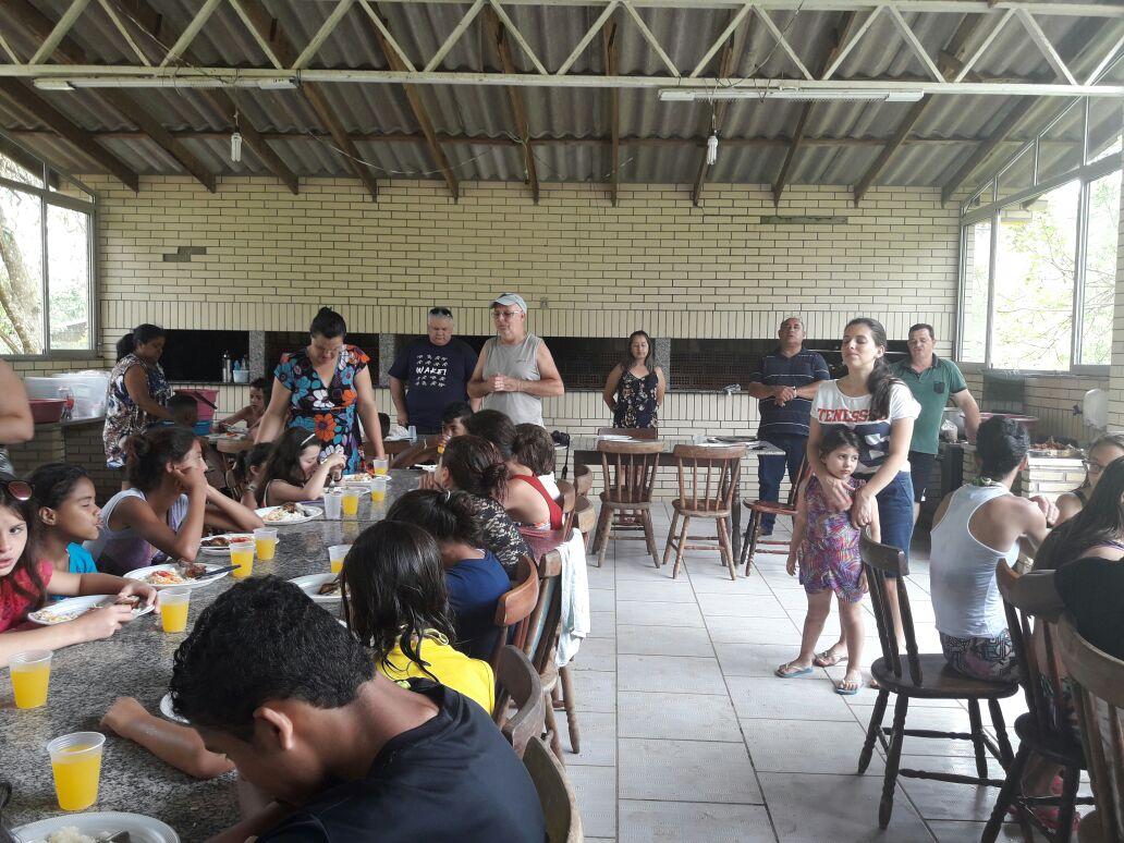 Vereador Florindo Motorista prestigia ação social da Igreja Batista Betel