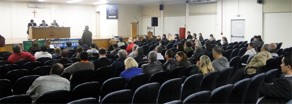 Câmara realiza audiência pública sobre Lei Orgânica e Regimento Interno
