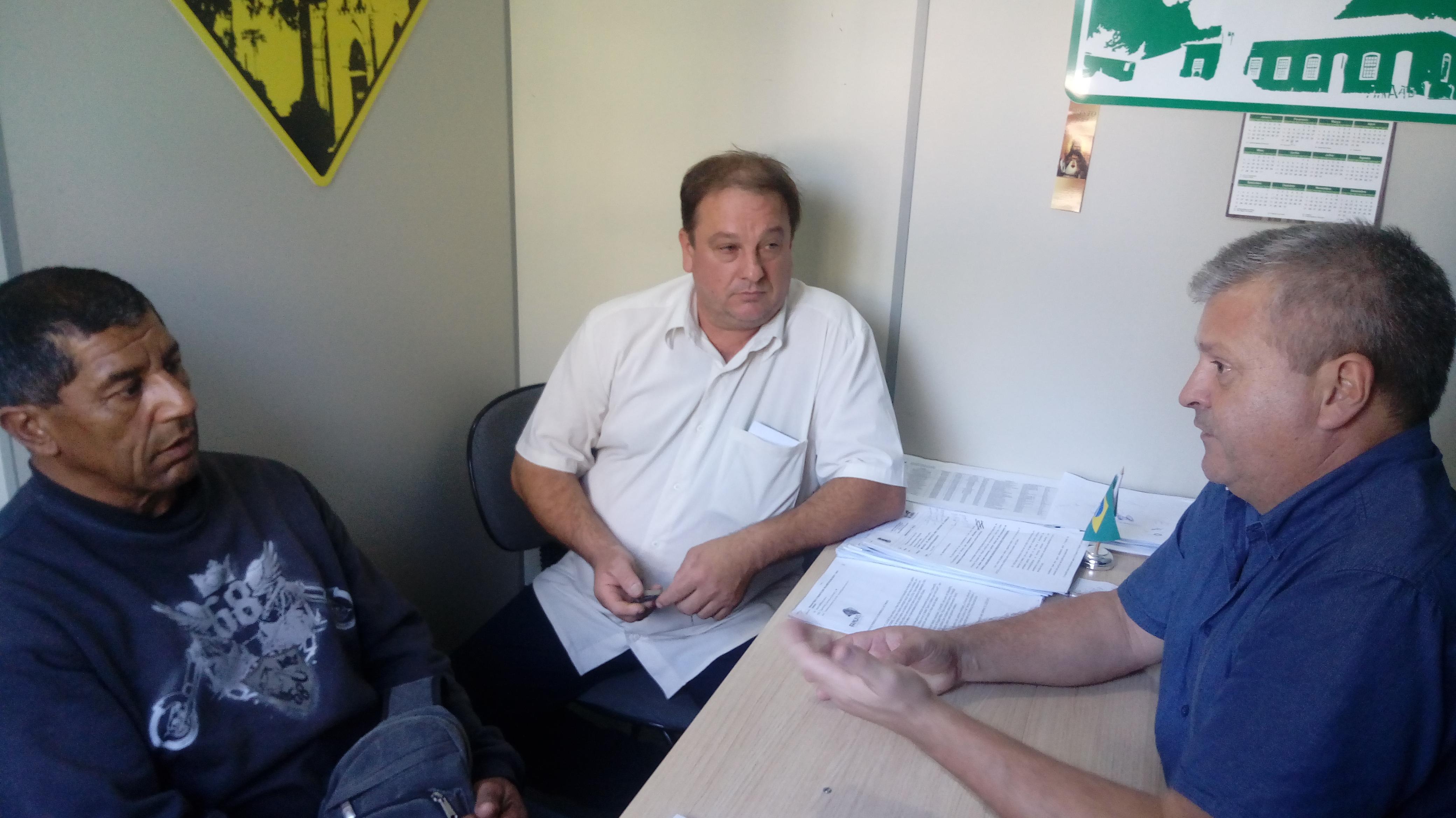 Vereador Nelson do Mercado discute melhorias no acesso para embarcações da Av. João Pessoa