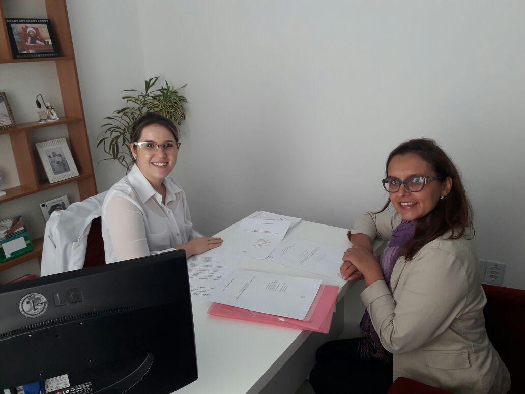 Vereadora Claudinha Jardim debate atividades de incentivo a amamentação materna