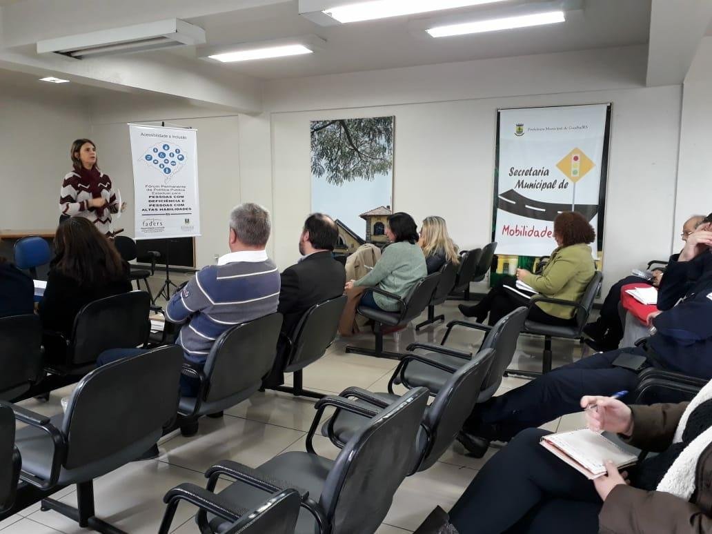 Representantes da Faders reúnem-se com lideranças de Guaíba