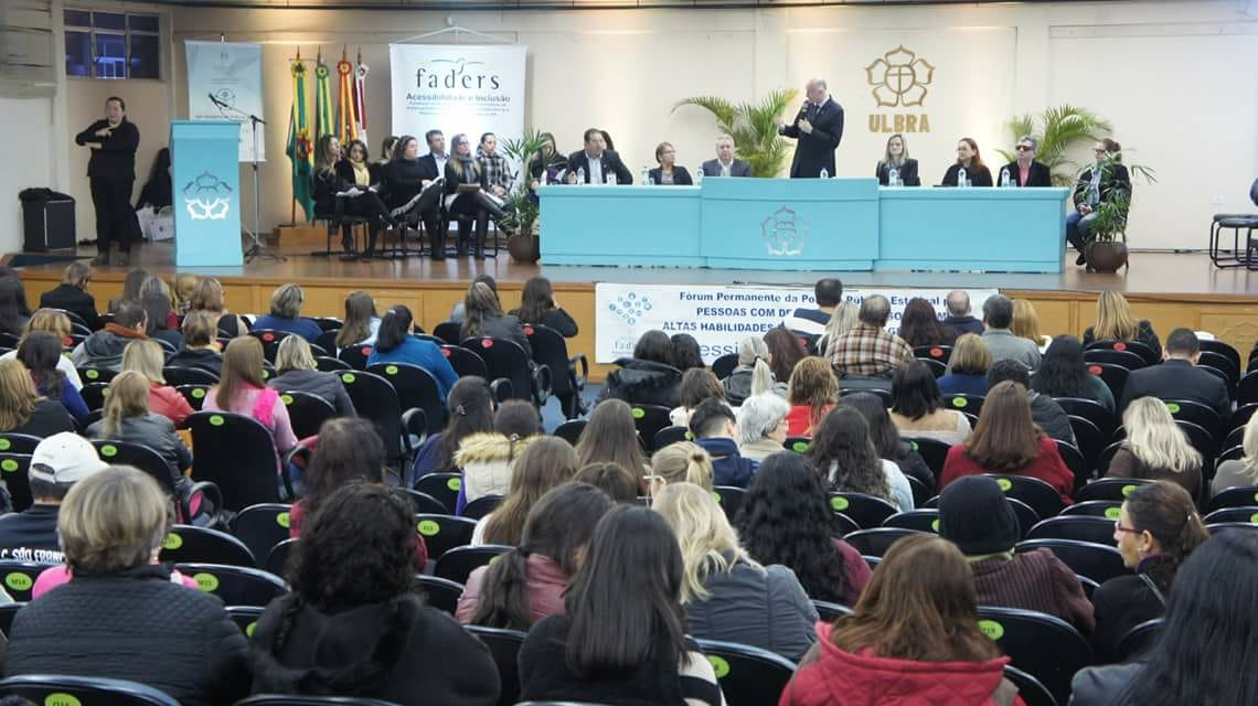 Guaíba recebe o 162º Fórum Permanente da Política Pública para Pessoas com Deficiência e Altas Habilidades