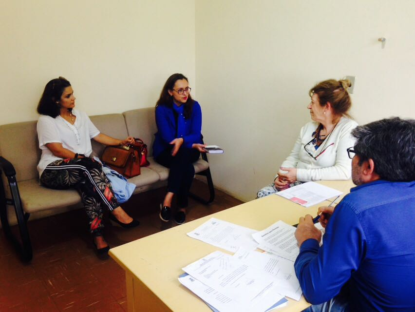 Vereadora Claudinha Jardim reúne-se com secretário de Saúde