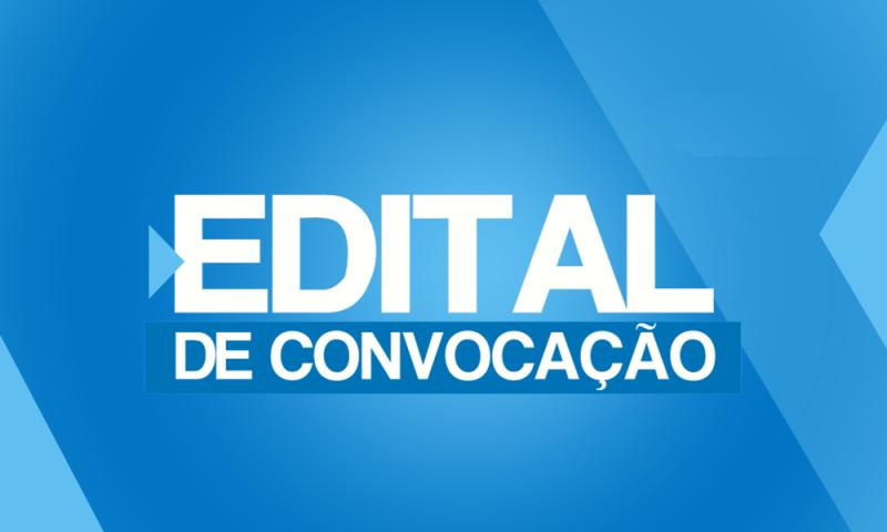 EDITAL DE CONVOCAÇÃO PARA SESSÃO EXTRAORDINÁRIA DE JULGAMENTO