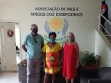 Vereadora Nadir visita APAE São Leopoldo