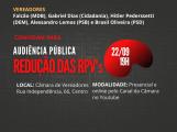 Audiência Pública - RPVs