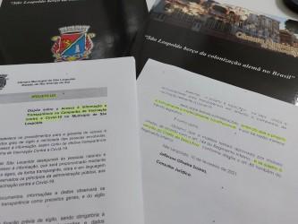 Projetos de transparência do vereador Falcão têm parecer jurídico favorável