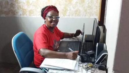 Vereadora Nadir assume a Presidência da Comissão de Direitos Humanos