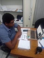 Vereador Tiago assume a Presidência da Comissão de Saúde