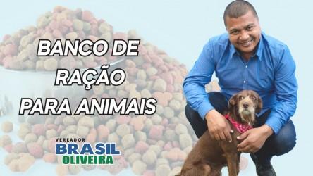 Banco de Ração para Animais