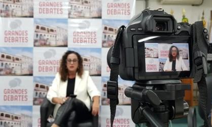 TV Câmara estreia com sucesso