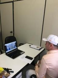 Vereador Lemos: reunião com o secretário do RS Stédile