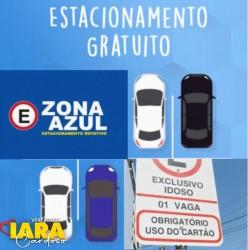 Vereadora Iara Cardoso cria projeto de Lei que isenta o pagamento de zona azul para idosos