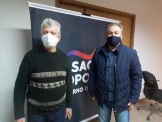 Vereador Rambor assume a Senorte e Fabiano Haubert ocupa seu lugar no legislativo