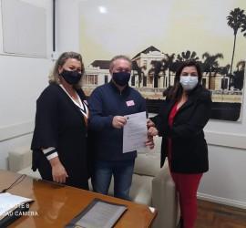 Vereador Fabiano Haubert destina recursos de emenda ao HC