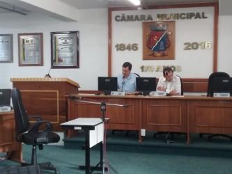 Ex-diretor do Semae Gerson Borba não comparece a depoimento na Câmara