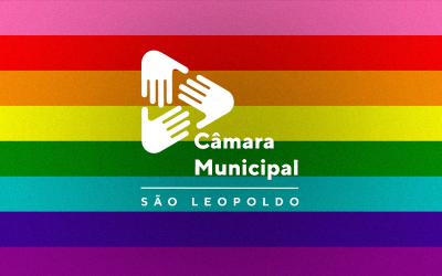 Câmara promove duas atividades no mês do Orgulho LGBTQIA+