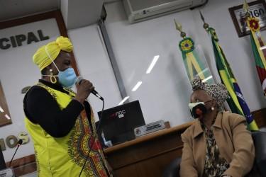 Sessão Solene celebra Dia de Tereza de Benguela e da Mulher Negra