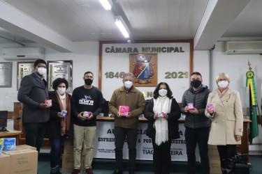 Audiência Pública trata sobre o combate à pobreza menstrual na Câmara de  São Leopoldo
