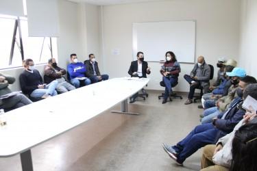 Reunião busca soluções para não desamparar trabalhadores da reciclagem em São Leopoldo