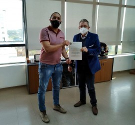 Vereador Dentinho apresenta demandas ao prefeito Ary Vanazzi