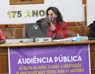 Audiência Pública vai debater a Rede de proteção às mulheres de São Leopoldo nesta quarta