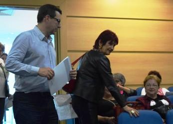 Vereador Dr. Carlos Szulcsewski participa do Seminário Outubro Rosa