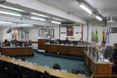 Câmara dá início a tramitação do projeto que determina as diretrizes do orçamento