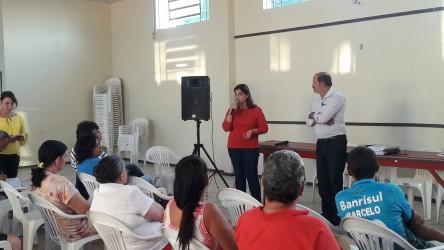 Audiência Pública descentralizada sobre a Lei Orçamentária define demandas na Bráz