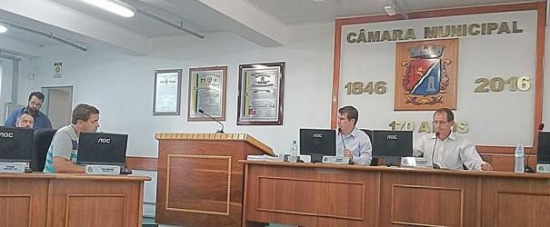Szulcsewski interrogou dois depoentes durante a Quarta sessão da CPI do Semae